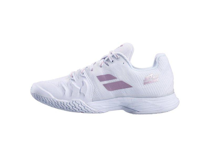 Babolat Jet Mach 2 White Women's Tennis Shoes