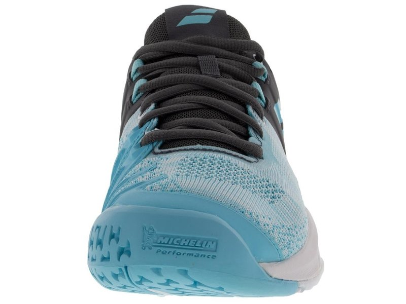 Babolat Propulse Blast Women's Tennis Shoes Grey/Blue