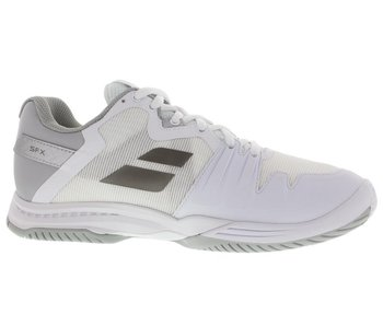 Babolat SFX3 All Court Women's Tennis Shoes White/Silver
