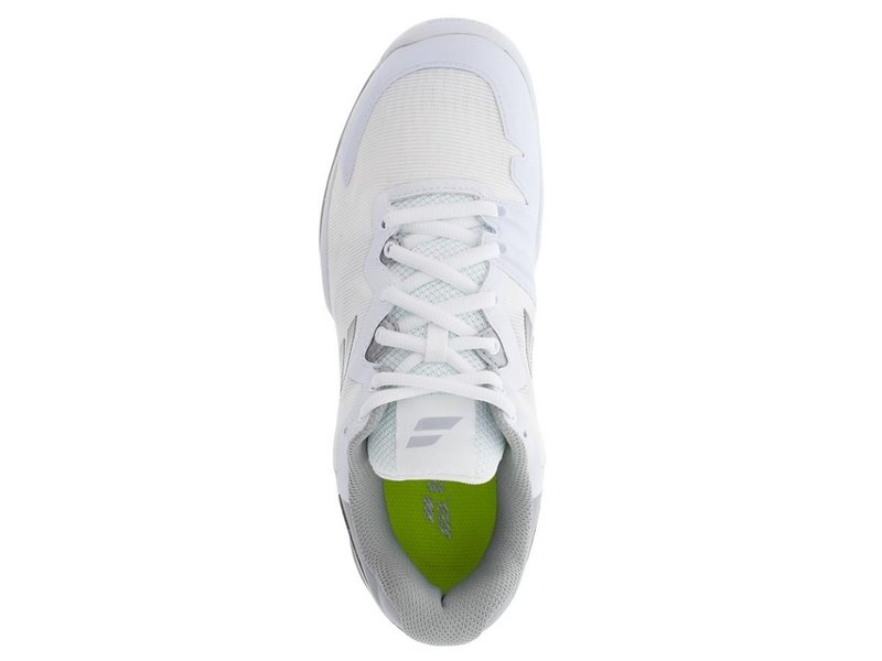 Babolat SFX3 All Court Women's Tennis Shoes White/Silver