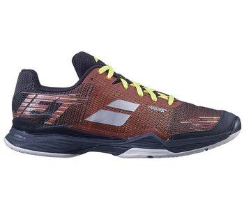 Babolat Jet Mach 2 Men's Tennis Shoes Dark Red/Black