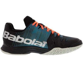 Babolat Jet Mach 2 Men's Tennis Shoes Dark Blue/Black