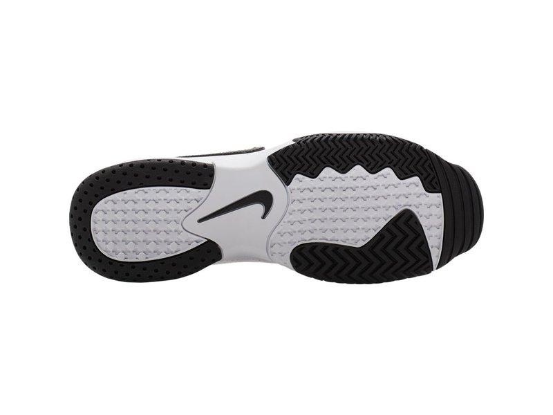 Nike Jr Court Lite 2 Junior Tennis Shoes White/Volt