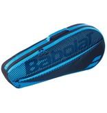 Babolat Essential Club 3 Pack Tennis Bag Black/Blue