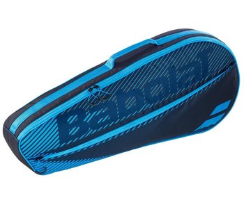 Babolat Essential Club 3 Pack Tennis Bag Black/Blue