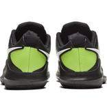 Nike Junior Vapor X Tennis Shoes Kids Black/Volt