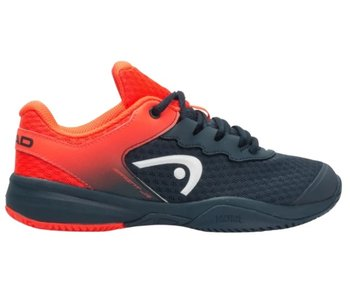 Head Sprint 3.0 Juniors Tennis Shoes Kids Dark Navy/Red