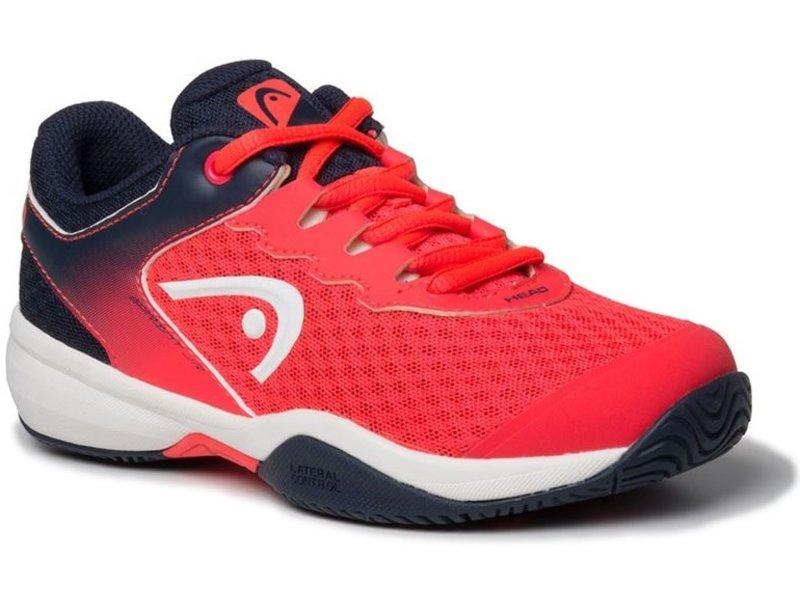 Head Sprint 3.0 Juniors Tennis Shoes Kids Pink/Navy