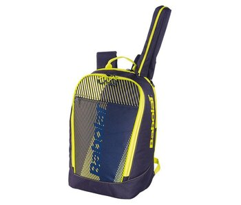 Babolat Essential Classic Club Tennis Backpack Black/Yellow