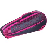 Babolat Essential Club 3 Pack Tennis Bag Black/Pink