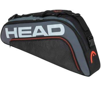 Head Tour Team 3R Black/Grey Pro Tennis Bag