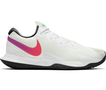 Nike Vapor Cage 4 Men's Tennis Shoes Wht/Blk/Green