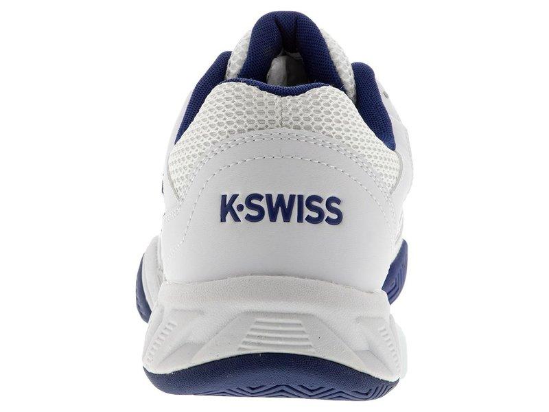 K-Swiss Bigshot Light 3 Men's Tennis Shoes White/Blue