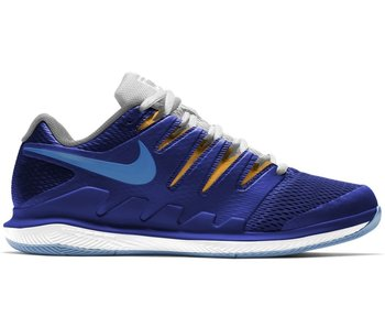 Nike Vapor X Men's Tennis Shoes Royal Blue/Gold
