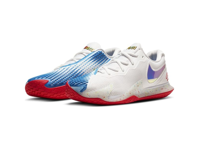 Nike Vapor Cage 4 Men's Tennis Shoes White/Blue