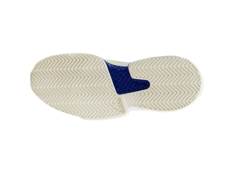 Adidas Solematch Bounce Men's Tennis Shoes White/Blue