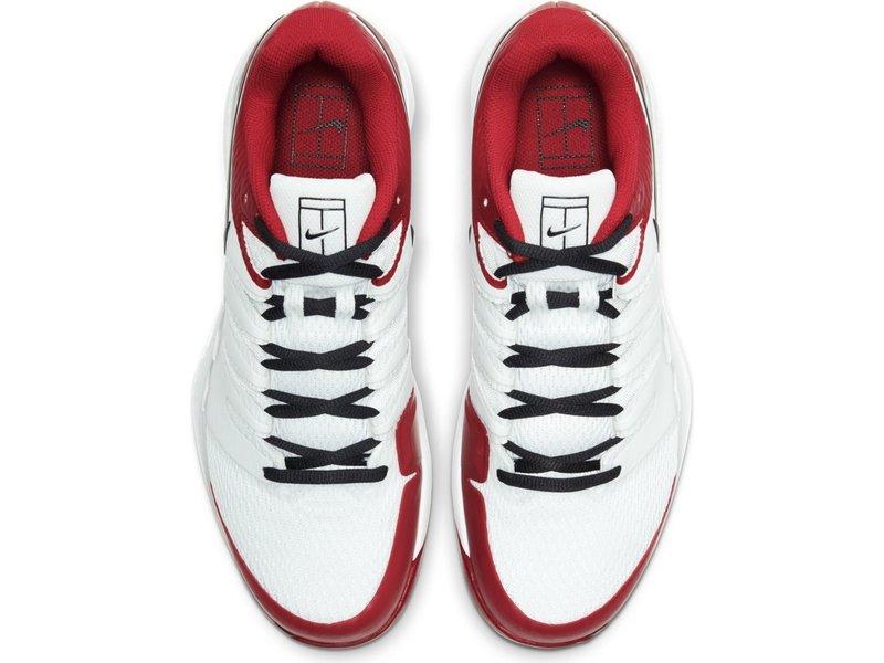 Nike Vapor X Men's Tennis Shoes White/Red University