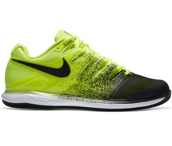 Nike Vapor X Men's Tennis Shoes Volt/Black