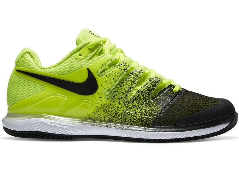Nike Vapor X Men's Tennis Shoes Volt/Black