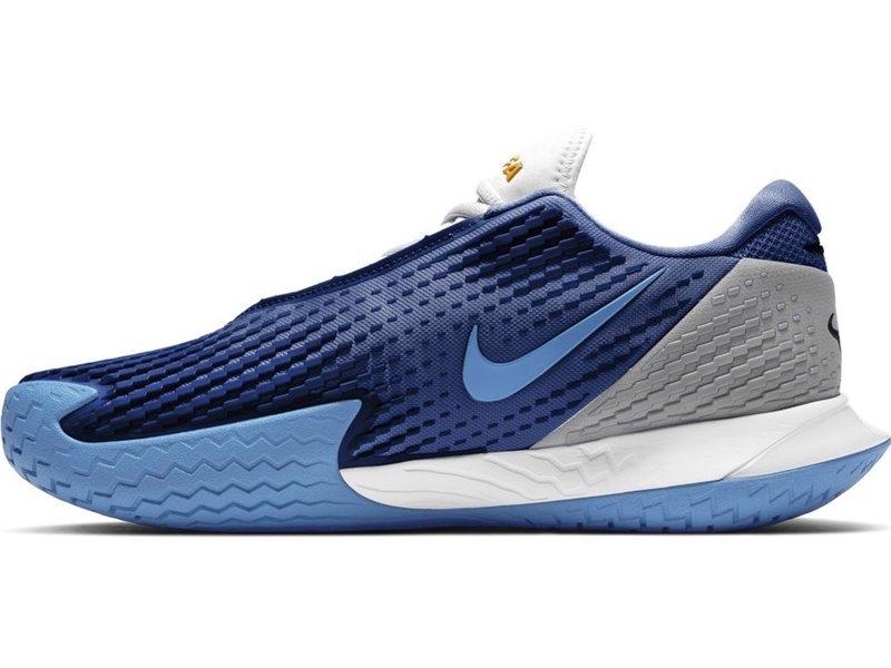 Nike Vapor Cage 4 Men's Tennis Shoes Blue/Gold