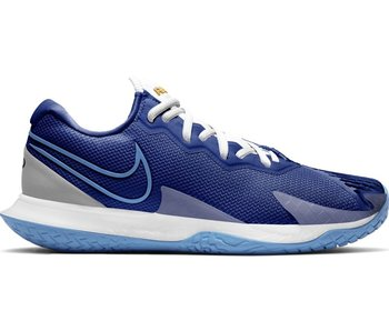 Nike Vapor Cage 4 Men's Tennis Shoes Blue/Gold