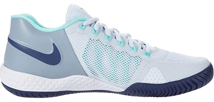 Detector Brote Rosa  Women's Nike Flare 2 tennis shoes grey/navy - Tennis Topia - Best Sale  Prices and Service in Tennis