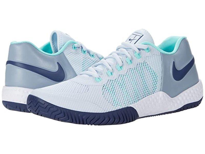 Nike Flare 2 Women's Tennis Shoes Grey/Navy