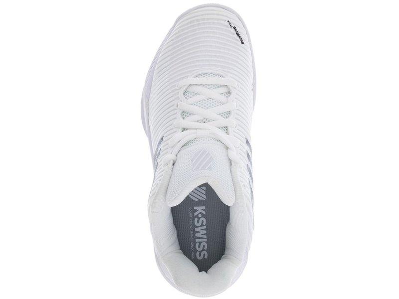 K-Swiss Hypercourt Express 2 White/Black Women's Shoe