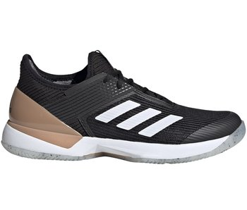 Adidas Adizero Ubersonic 3 Women's Tennis Shoes Black/Copper