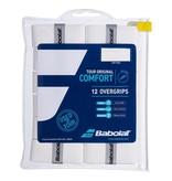 Babolat Tour Original Overgrips 12-Pack White