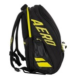 Babolat Pure Aero Tennis Backpack Black/Yellow