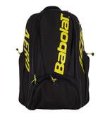 Babolat Pure Aero Tennis Backpack Black/Yellow