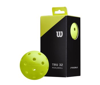 Wilson Tru 32 Pickleball 2 Pack