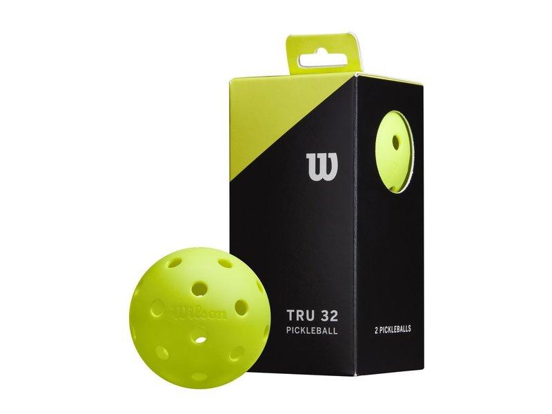 Wilson Tru 32 Pickleball 2 Pack