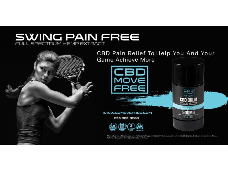 CBD Move Free CBD Balm