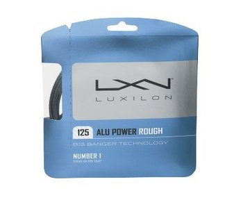 Luxilon ALU Power Rough 125 Silver String