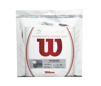 Wilson Champion's Choice 16 Duo String Pack