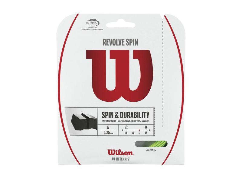Wilson Revolve Spin String