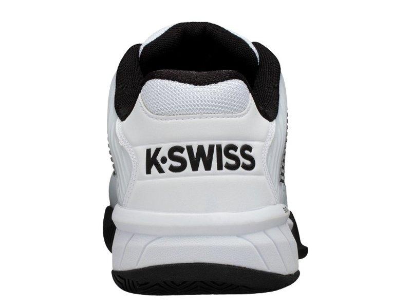 K-Swiss Hypercourt Express 2 Wide 2E Men's Tennis Shoes White/Highrise