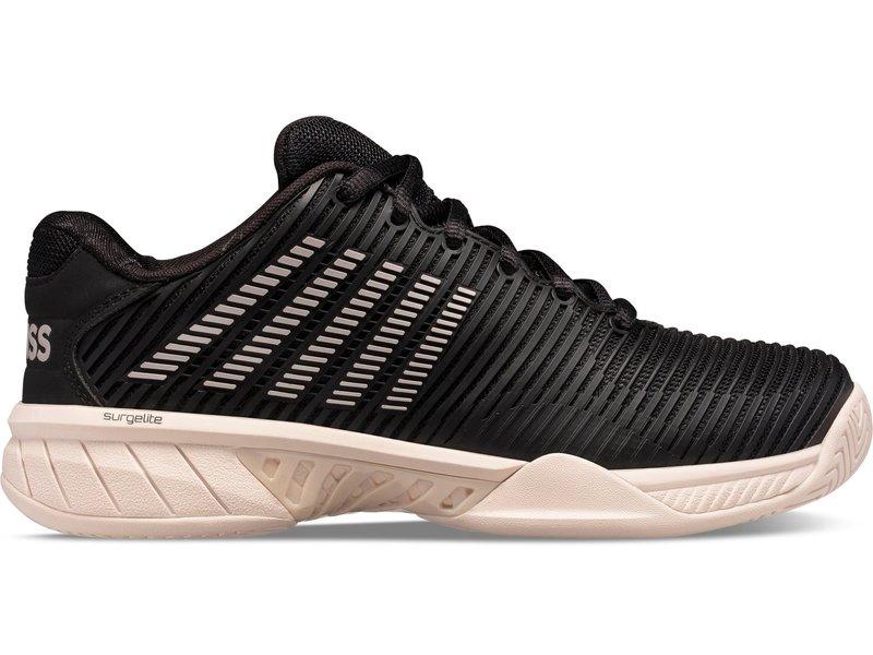 K-Swiss Hypercourt Express 2 Women's Tennis Shoes Black/Gold