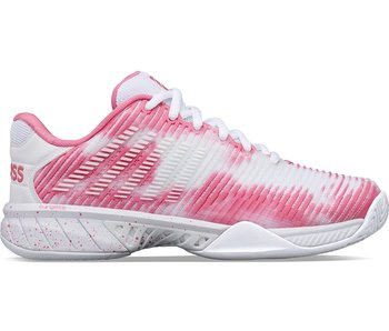 K-Swiss Hypercourt Express 2 Women's Tennis Shoes White/Pink