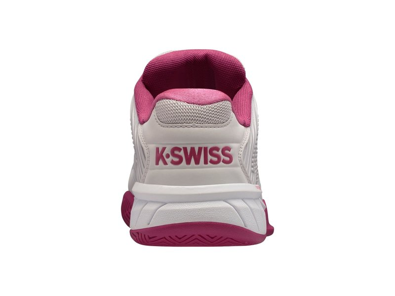 K-Swiss Hypercourt Express 2 Women's Tennis Shoes Cloud/Pink