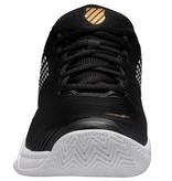 K-Swiss Hypercourt Express 2 Men's Tennis Shoes Black/White/Gold