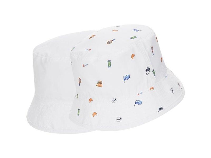 Nike Bucket Court Hat Reversible Paris M/L