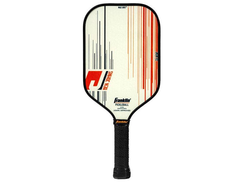 pickleball paddle johns ben franklin signature tennis
