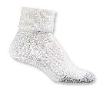Thorlo Cuff Top Medium Tennis Socks