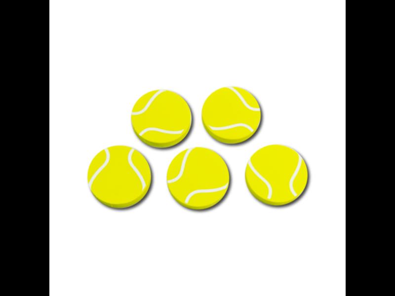 Racquet Inc Tennis Ball Erasers -5
