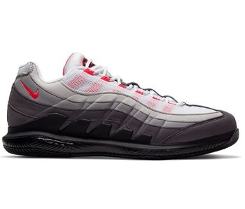 Nike Vapor X Air Max '95 Men's Tennis Shoes White/Red