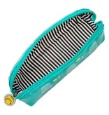 Sydney Love Sydney Love Turquoise Mini Cosmetic/Sunglass Case