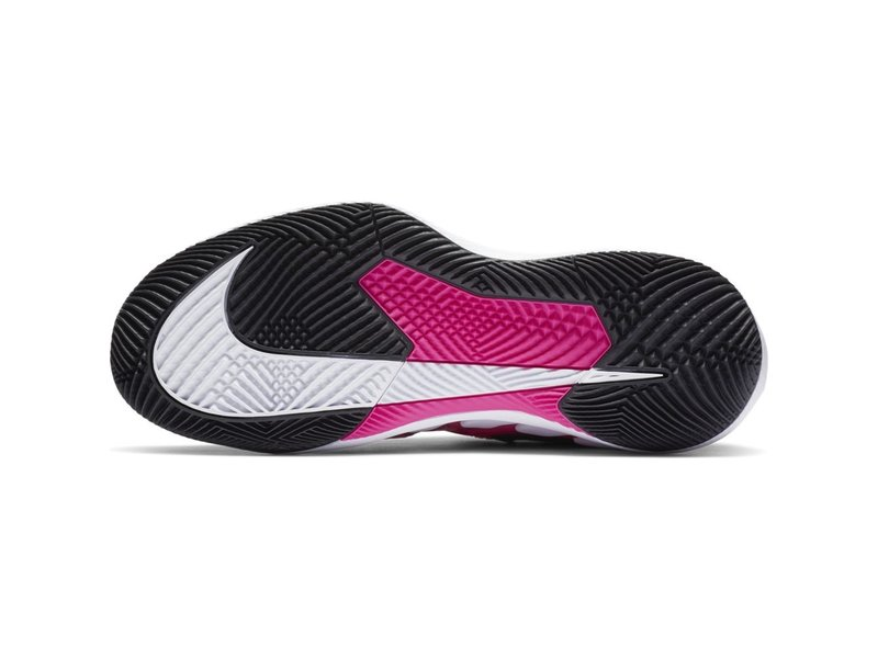 Nike Women's Air Zoom Vapor X Tennis Shoes Fuchsia/Black